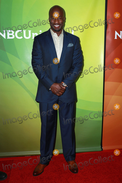 Akbar Gbajabiamila Photo - Akbar Gbajabiamilaat the NBC Universal Summer Press Day Langham Hotel Pasadena CA 04-02-15