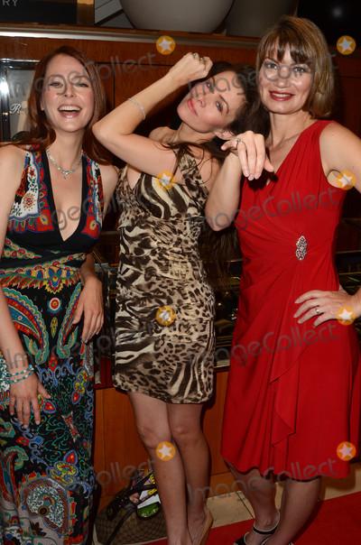 Anna Easteden Photo - Anna Easteden Alicia Arden Rena Riffelat the Iberjoya Jewelry Event Macys Woodland Hills CA 06-12-16