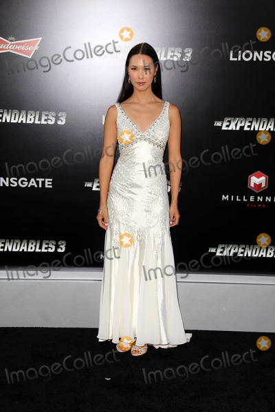 Malana Lea Photo - Malana Leaat The Expendables 3 Los Angeles Premiere TCL Chinese Theater Hollywood CA 08-11-14