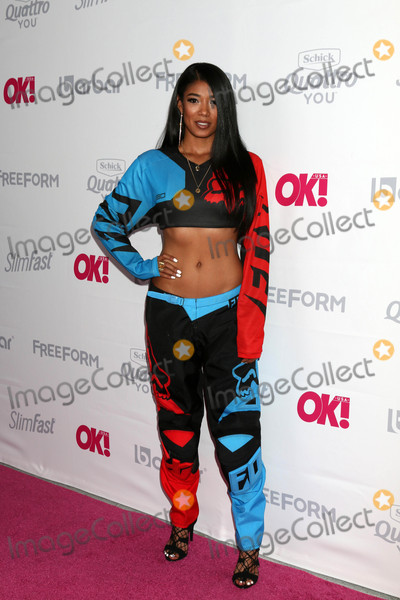 Akiko Photo - Mila J aka Jamila Akiko Aba Chilomboat the OK Magazine Summer Kick-Off Party W Hollywood Hotel Hollywood CA 05-17-17