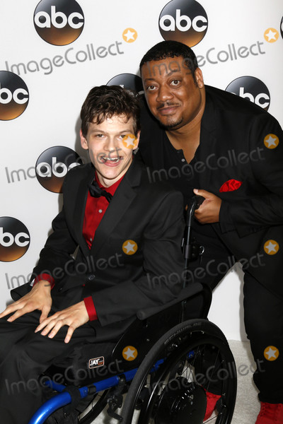 ... Micah Fowler Photo - Micah Fowler Cedric Yarbroughat the ABC TCA Summer  Preview Party Beverly Hilton