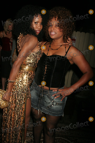 Nahtasha Budhi Photo - Nahtasha Budhi and Yo Yo at the The Life Of A Chocolate Bunny  Launch Party Red Rock West Hollywood CA 11-01-08