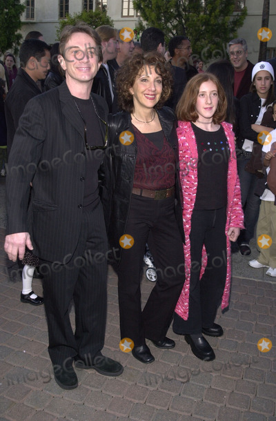 Andrea Martin Photo - Martin Short  Andrea Martin and niece at the premiere of Paramount Pictures Jimmy Neutron held at Paramount Studios Hollywood 12-09-01