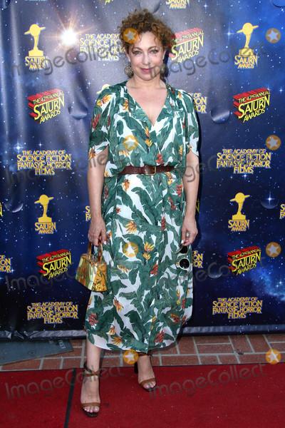 Alex Kingston Photo - Alex Kingstonat the 42nd Annual Saturn Awards The Castaway Burbank CA 06-22-16
