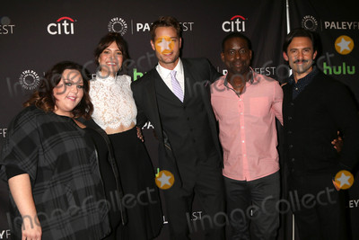 Justin Hartley Photo - Chrissy Metz Mandy Moore Justin Hartley Sterling K Brown Milo Ventimigliaat the PaleyFest 2016 Fall TV Preview - NBC Paley Center For Media Beverly Hills CA 09-13-16