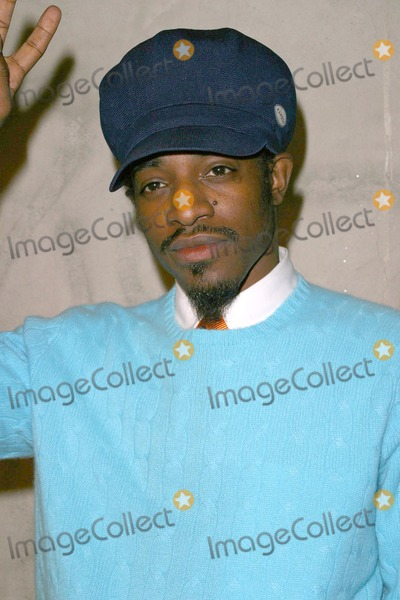 Andre 3000 Photo - Andre 3000 of OutKast at the Budweiser Filmmaker Discovery Award in the Concorde nightclub Hollywood CA 02-27-04