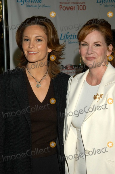 Melissa Gilbert Photo - Diane Lane and Melissa Gilbert at Women In Entertainment Power 100 Breakfast Beverly Hills Hotel Beverly Hills Calif 12-02-03