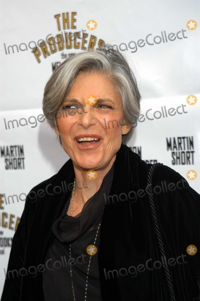 Anne Bancroft Photo - Ann Bancroft at Opening Night of The Producers Pantages Theatre Hollywood Calif 05-29-03