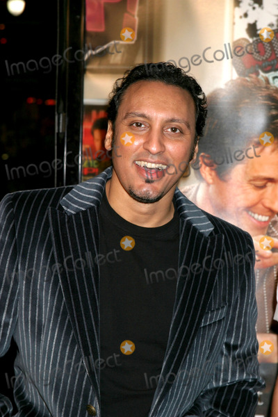 Aasif Mandvi Photo - Aasif Mandvi  guestMusic  Lyrics PremiereManns Grauman TheaterLos Angeles CAFebruary 7 2007