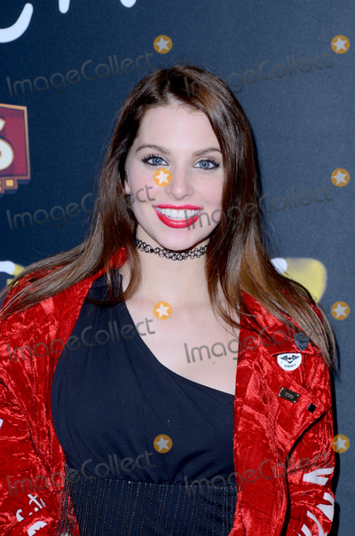 AINSLEY ROSS Photo - LOS ANGELES - FEB 27  Ainsley Ross at the Cats Play Opening at the Pantages Theater on February 27 2019 in Los Angeles CA