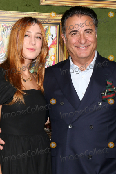 Andy Garcia Photo - LOS ANGELES - OCT 4  Daughter Andy Garcia at the My Dinner With Herve HBO Premiere Screening at the Paramount Studios on October 4 2018 in Los Angeles CA