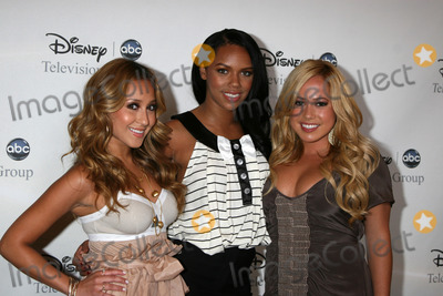 Adrienne Bailon Photo - Cheetah Girls (Adrienne Bailon Kiely Williams Sabrina Bryan )  arriving at the ABC TCA Summer 08 Party at the Beverly Hilton Hotel in Beverly Hills CA onJuly 17 2008