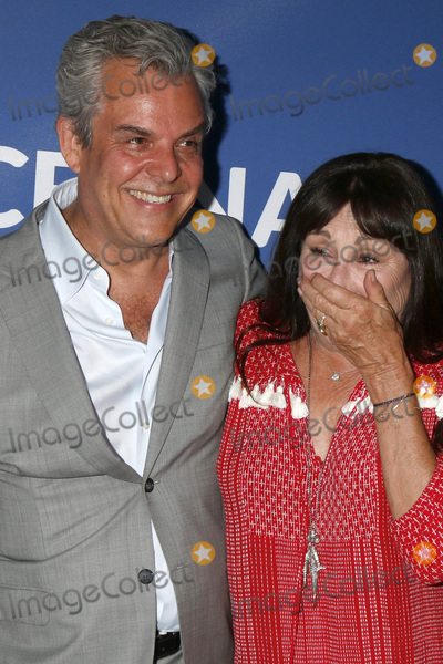Anjelica Huston Photo - LOS ANGELES - July 17  Danny Huston Anjelica Huston at the Oceana And The Walden Woods Project Present Rock Under The Stars With Don Henley And Friends at the Private Residence on July 17 2017 in Los Angeles CA