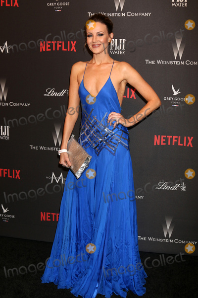 Brianne Davis Photo - LOS ANGELES - JAN 8  Brianne Davis at the Weinstein And Netflix Golden Globes After Party at Beverly Hilton Hotel Adjacent on January 8 2017 in Beverly Hills CA