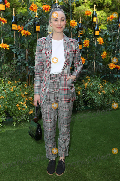 Kaley Cuoco Photo - LOS ANGELES - OCT 3  Kaley Cuoco at the 10th Annual Veuve Clicquot Polo Classic Los Angeles at the Will Rogers State Park on October 3 2019 in Pacific Palisades CA