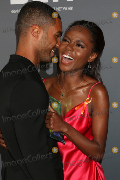 Ashleigh Murray Photo - LOS ANGELES - AUG 4  Lucien Laviscount Ashleigh Murray at the  CW Summer TCA All-Star Party at the Beverly Hilton Hotel on August 4 2019 in Beverly Hills CA