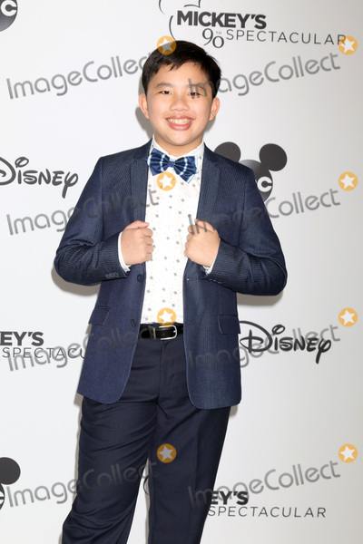 Albert Tsai Photo - LOS ANGELES - OCT 6  Albert Tsai at the Mickeys 90th Spectacular Taping at the Shrine Auditorium on October 6 2018 in Los Angeles CA