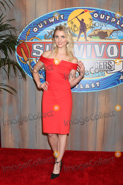 Andrea Boehlke Photo - LOS ANGELES - MAY 24  Andrea Boehlke at the Survivor Game Changers - Mamanuca Islands Finale at the CBS Studio Center on May 24 2017 in Studio City CA