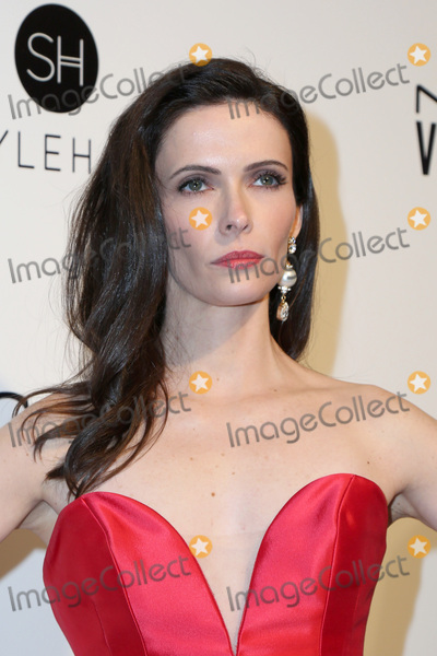 Bitsie Tulloch Photo - LOS ANGELES - FEB 26  Bitsie Tulloch at the Elton John Oscar Viewing Party 2017 at the City of West Hollywood Park on February 26 2017 in West Hollywood CA