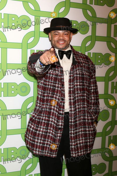 Anthony Hemingway Photo - LOS ANGELES - JAN 6  Anthony Hemingway at the 2019 HBO Post Golden Globe Party at the Beverly Hilton Hotel on January 6 2019 in Beverly Hills CA