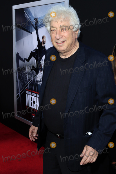 Avi Lerner Photo - LOS ANGELES - AUG 22  Avi Lerner at the Mechanic Resurrection Premiere at the ArcLight Hollywood on August 22 2016 in Los Angeles CA
