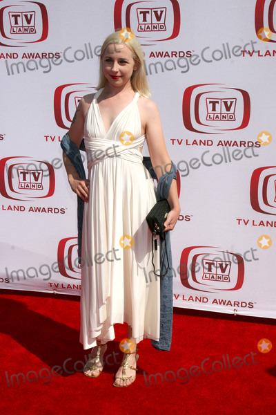 Alicia Goranson Photo - Alicia Goranson arriving at the 2008 TV Land AwardsBarker HangerSanta Monica  CAJune 8 2008