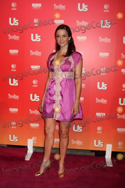 Annie Wersching Photo - Annie Wersching arriving at the US Weekly Hot Hollywood Party at MyHouse Club in Los Angeles California on April 22 2009