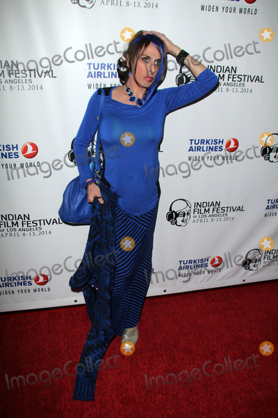 Alexis Arquette Photo - LOS ANGELES - APR 8  Alexis Arquette at the Indian Film Festival Premiere of Sold at ArcLight Hollywood Theaters on April 8 2014 in Los Angeles CA