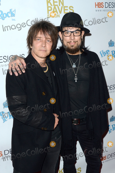 Dave Navarro Photo - LOS ANGELES - NOV 8  Billy Morrison Dave Navarro at the Pop-Up Art Show by Billy Morrison and Steve Stevens at the Ken Paves Salon on November 8 2019 in West Hollywood CA