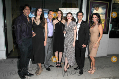 Vincent Spano Photo - LOS ANGELES - AUG 15  Vincent Spano Claudia Eva-Marie Graf John Colella Stefanie Fredricks Andy Hirsch Betsy Russell at the Fort McCoy Premiere at Music Hall Theater on August 15 2014 in Beverly Hills CA