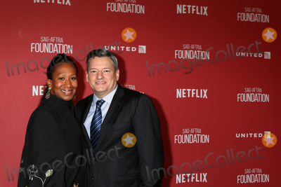 Nicole Avant Photo - LOS ANGELES - NOV 9  Nicole Avant Ted Sarandos at the SAG-AFTRA Foundations Patron of the Artists Awards 2017 at Wallis Annenberg Center for the Performing Arts on November 9 2017 in Beverly Hills CA