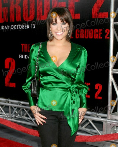 Farah Fath Photo - Farah FathGrudge 2 PremiereKnotts Berry Farm Buena Park  CAOctober 8  2006