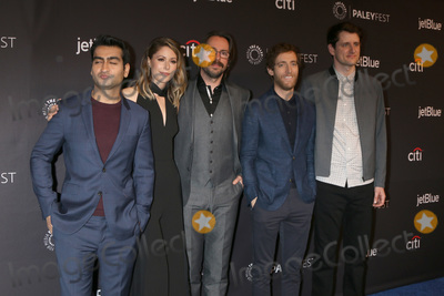 Amanda Crew Photo - LOS ANGELES - MAR 18  Kumail Nanjiani Amanda Crew Martin Starr Thomas Middleditch Zach Woods at the PaleyFest LA 2018 - Silicon Valley at Dolby Theater on March 18 2018 in Los Angeles CA