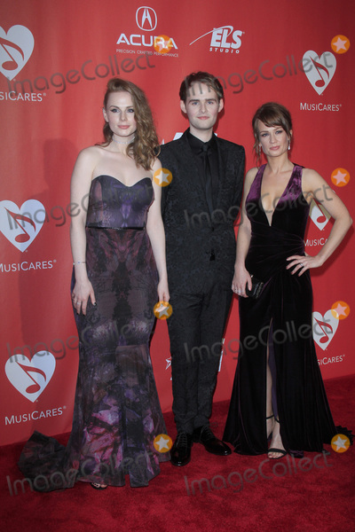 Jonathan Brown Photo - LOS ANGELES - FEB 10  Roseanna Brown Jonathan Brown Alanna Brown The Rua at the Musicares Person of the Year honoring Tom Petty at Los Angeles Convention Center on February 10 2017 in Los Angeles CA