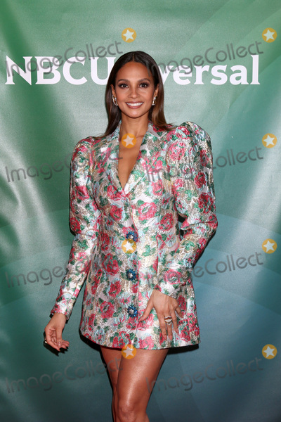 Alesha Dixon Photo - LOS ANGELES - JAN 11  Alesha Dixon at the NBCUniversal Winter Press Tour at the Langham Huntington Hotel on January 11 2020 in Pasadena CA