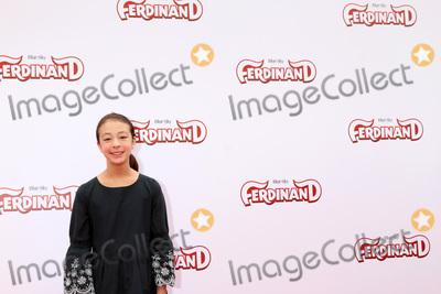 Aubrey Anderson Photo - LOS ANGELES - DEC 10  Aubrey Anderson-Emmons at the Ferdinand Screening at Zanuck Theater 20th Century Fox Studio on December 10 2017 in Los Angeles CA