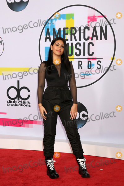 Alessia Cara Photo - LOS ANGELES - NOV 19  Alessia Cara at the American Music Awards 2017 at Microsoft Theater on November 19 2017 in Los Angeles CA