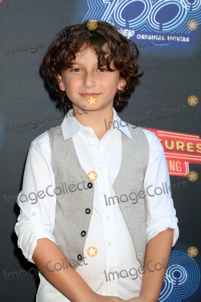 August Maturo Photo - LOS ANGELES - JUN 23  August Maturo at the 100th DCOM Adventures In Babysitting LA Premiere Screening at the Directors Guild of America on June 23 2016 in Los Angeles CA