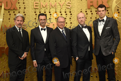 Timothy Simons Photo - LOS ANGELES - SEP 22  Gary Cole Reid Scott Kevin Dunn Matt Walsh Timothy Simons at the Primetime Emmy Awards - Arrivals at the Microsoft Theater on September 22 2019 in Los Angeles CA