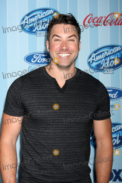 Ace Young Photo - LOS ANGELES - JAN 14  Ace Young at the American Idol Season 13 Premiere Screening at Royce Hall on January 14 2014 in Westwood CA