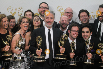Jon Stewart Photo - LOS ANGELES - SEP 20  Jon Stewart at the Primetime Emmy Awards Press Room at the Microsoft Theater on September 20 2015 in Los Angeles CA
