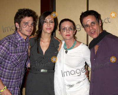 Christian LeBlanc Photo - Greg Rikaart Emily OBrien Judith Chapman  Christian LeBlanc at The Young  the Restless Fan Club Dinner  at the Sheraton Universal Hotel in  Los Angeles CA on August 28 2009