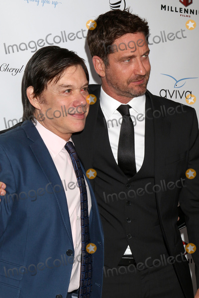 Alan Siegel Photo - LAS VEGAS - APR 16  Alan Siegel Gerard Butler at the A Gala To Honor Avi Lerner And Millennium Films at the Beverly Hills Hotel on April 16 2016 in Beverly Hills CA