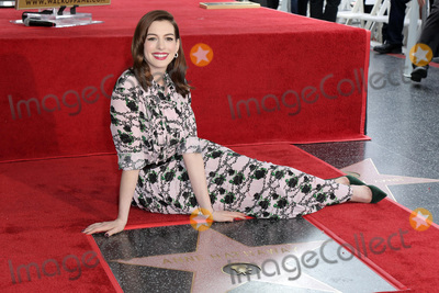 Anne Hathaway Photo - LOS ANGELES - MAY 9  Anne Hathaway at the Anne Hathaway Star Ceremony on the Hollywood Walk of Fame on May 9 2019 in Los Angeles CA