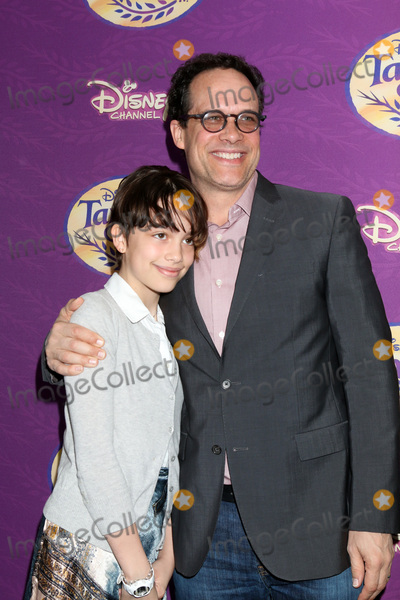 Ondine Photo - LOS ANGELES - MAR 4  Ondine Bader Diedrich Bader at the Tangled Before Ever After Screening at Paley Center for Media on March 4 2017 in Beverly Hills CA