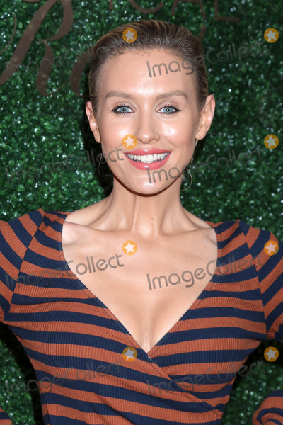 Nicky Whelan Photo - LOS ANGELES - MAR 11  Nicky Whelan at the Seagrams Escapes Tropical Rose Launch Party at the hClub on March 11 2020 in Los Angeles CA