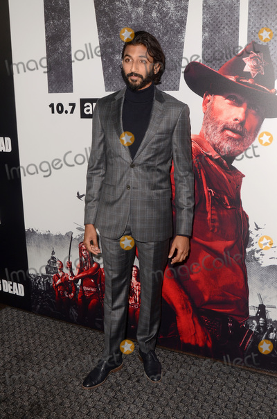 Avi Nash Photo - LOS ANGELES - SEP 27  Avi Nash at the The Walking Dead Season 9 Premiere Event at the Directors Guild of America on September 27 2018 in Los Angeles CA