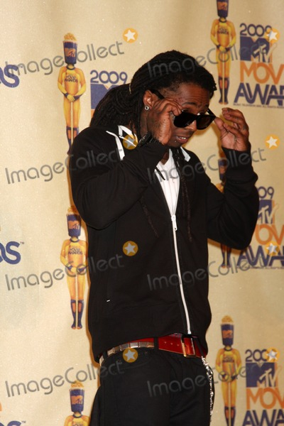 Lil Wayne Photo - Lil Wayne in the press room of the 2009 MTV Movie Awards in Universal City CA  on May 31 2009