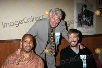Alan Ruck Photo - Michael Boatman Barry Bostwick and Alan Ruck at the Hollywood Collector Show at the Burbank Marriott Convention Center in Burbank  CA onOctober 4 2008