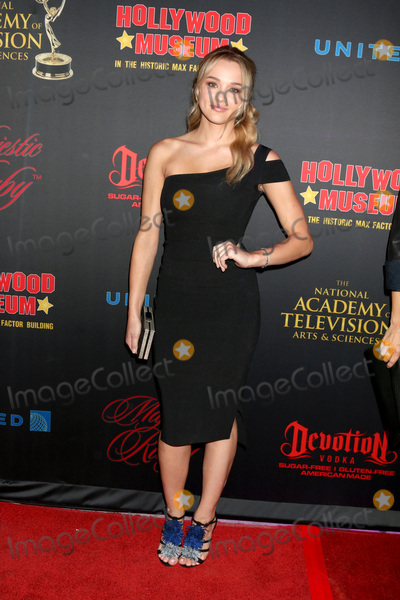 Hunter King Photo - LOS ANGELES - APR 26  Hunter King at the NATAS Daytime Emmy Nominees Reception at the Hollywood Museum on April 26 2017 in Los Angeles CA